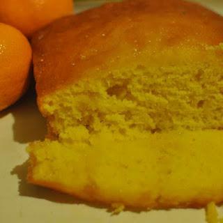 Orange Juice Cake.