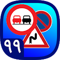 learn driving tips icon