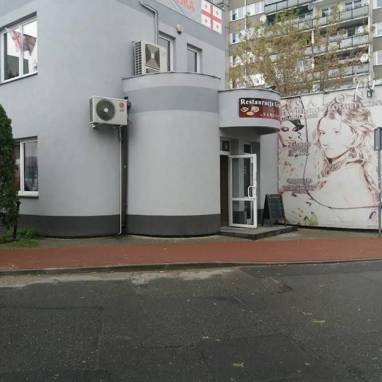 Restauracja Gruzińska Samefo Kuchnia Gruzińska W Pruszków
