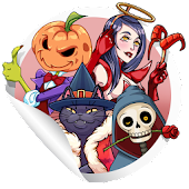 Stickers for WhatsApp - Halloween