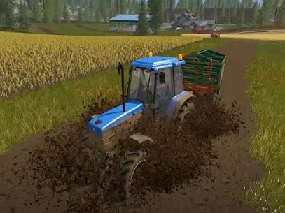 Tractor Trolley Farming Simulator 2020 3