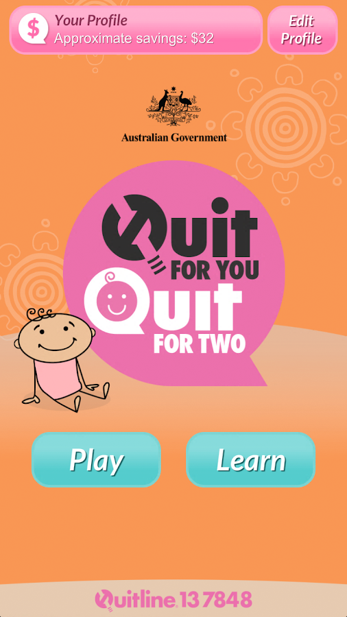 Quit for You - Quit for Two- tangkapan layar