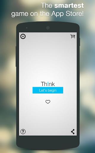 Think screenshot 5