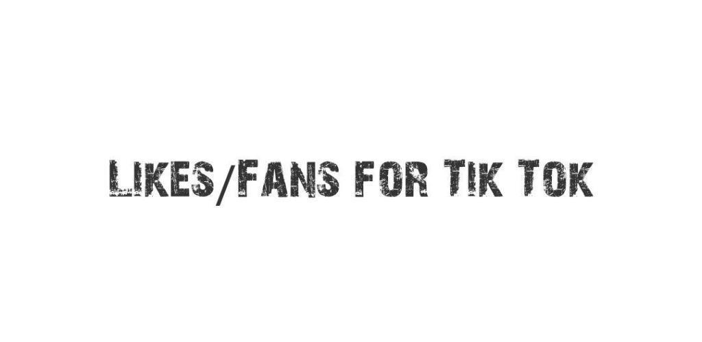 Likes/Fans For Tik Tok 1 0 Apk Download - com er_patanaik01