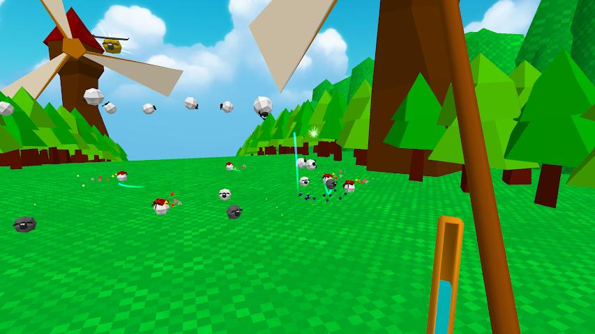 android Baams Away VR Screenshot 3