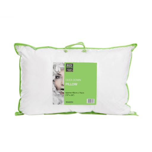 Surrey Down Home White Duck Down Pillows