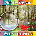 Hidden Objects Spring Gardens icon
