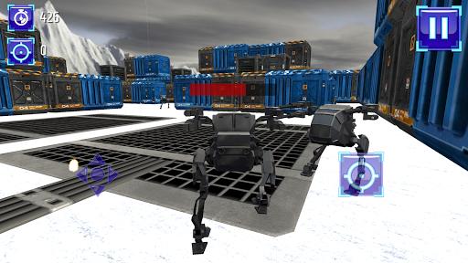 無料动作Appの墜落のロボット:アイススター|記事Game