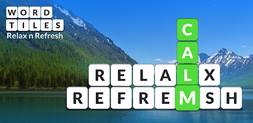 Relaxing and Calming word search game