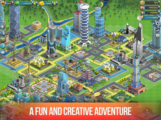 City Island 2 - Building Story: Train Citybuilder 2.7.6 screenshots 9