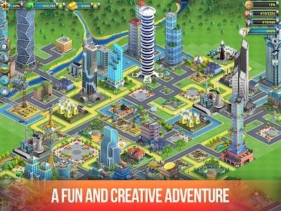 City Island 2 – Building Story 2.7.10 MOD (Unlimited Money) 9
