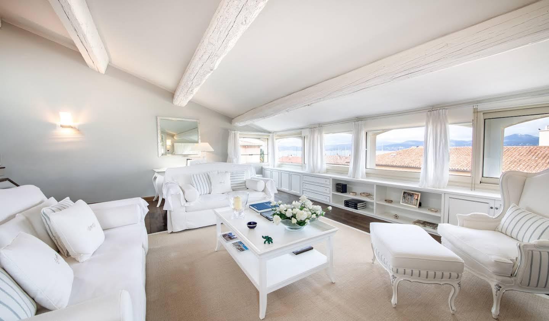 Appartement contemporain Saint-Tropez