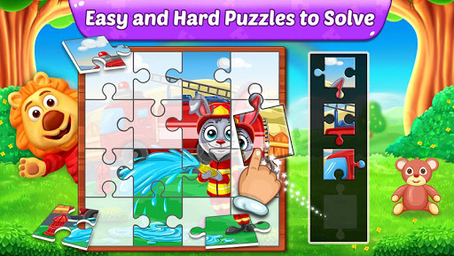 Puzzle Kids - Animals Shapes and Jigsaw Puzzles 1.0.6 screenshots 7