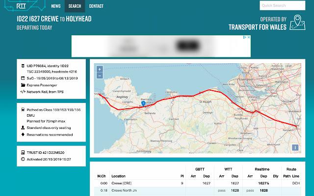 RTT Mapper