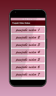 Punjabi Video Song Status - náhled