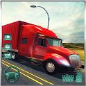 Truck Driving:Supermarket Transporter–Simulator 3D icon