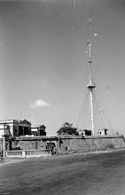 Photo: Fort st.George - Flag mast