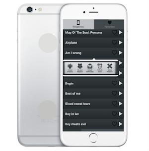 BTS Ringtones free offline ringtones bts free v17 Android Mod APK 2