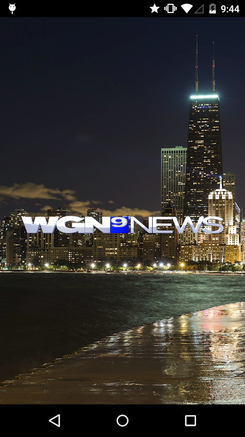 WGN-TV - screenshot