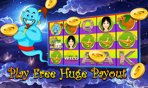 Magic Spells Casino Slots
