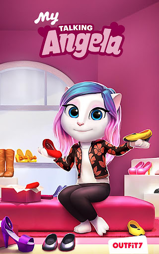My Talking Angela 4.0.1.235 screenshots 12