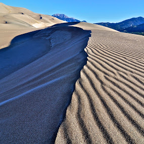 Great Sand Dunes, Colorado by Eric Abbott - Landscapes Deserts