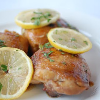 Lemon and Honey Chicken