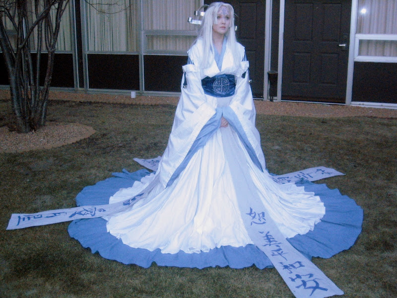 Cosplay Wedding Dress 55 Perfect This is Hinoto of