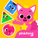 Pinkfong Shapes & Colors icon