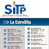 Paraderos del SITP