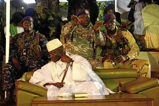 Gambian ex-dictator 'handpicked' women for rape, abuse: HRW