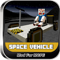 Space Vehicle MOD For MCPE icon