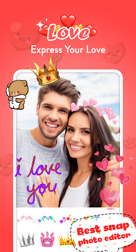 Crown Editor - Heart Filters for Pictures 1.2.5 Screenshots 5