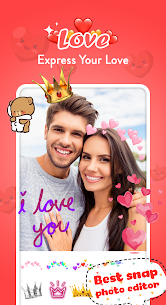 Crown Editor – Heart Filters for Pictures 5