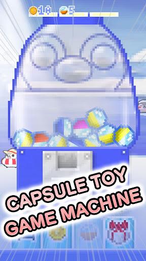 Pesoguin capsule toy game screenshots 2