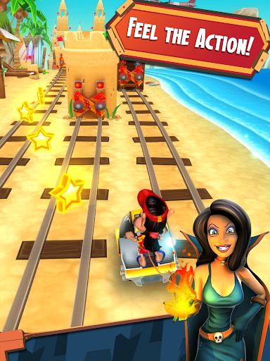 Hugo Troll Race 2: The Daring Rail Rush screenshots 13