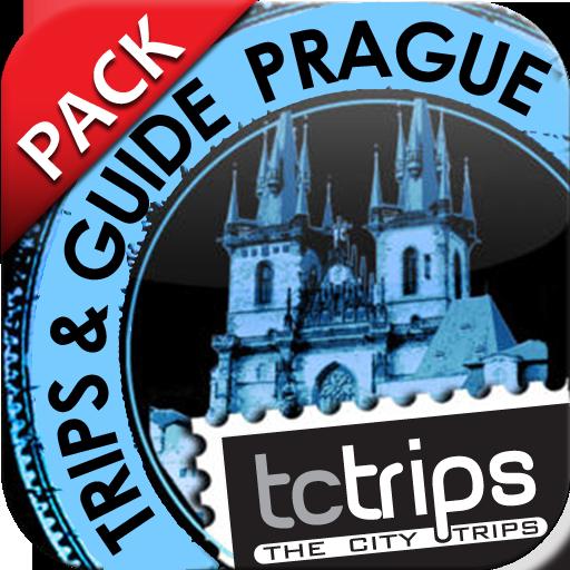 PRAGUE Trips & Guide PACK 旅遊 App LOGO-APP試玩