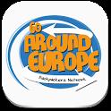 GoAroundEurope Hostel network icon