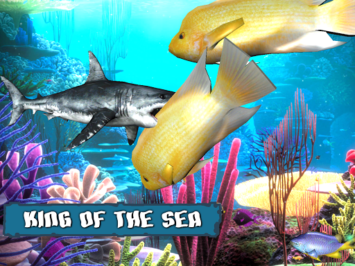 King of the Fish Tank: It's a fish eat fish world apkpoly screenshots 6