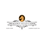 "Logo of Dragon's Head Cider ""Wild Fermented"""