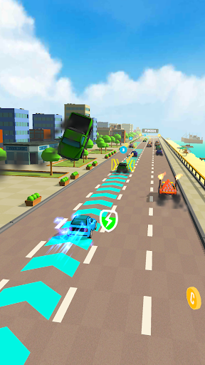 Electric Highway cheat screenshots 3