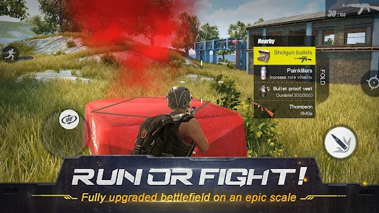 RULES OF SURVIVAL- screenshot thumbnail