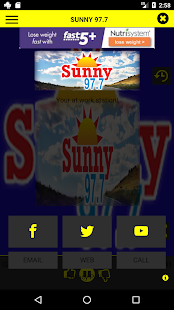 Sunny 97.7- screenshot thumbnail