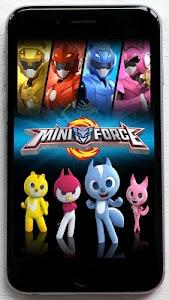 Descargar Best Wallpaper Mini Force Rangers Apk última
