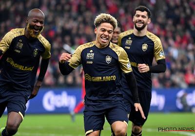L'Antwerp élimine le Standard de la Coupe à Sclessin (1-3)
