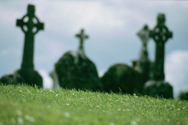 Irlanda sfocata di unpassoallavolta