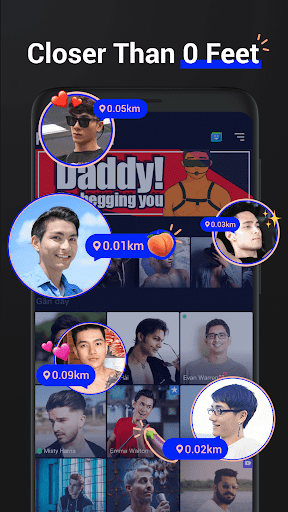 Blued - Gay Dating & Chat & Video Call With Guys