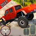 4x4 Suv Offroad Jeep Hill Climbing Driving icon