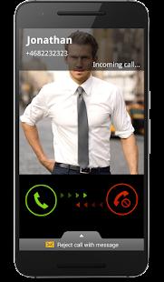 Fake phone call- screenshot thumbnail