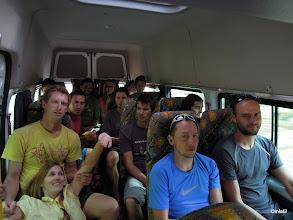 Photo: transport do Fesu
